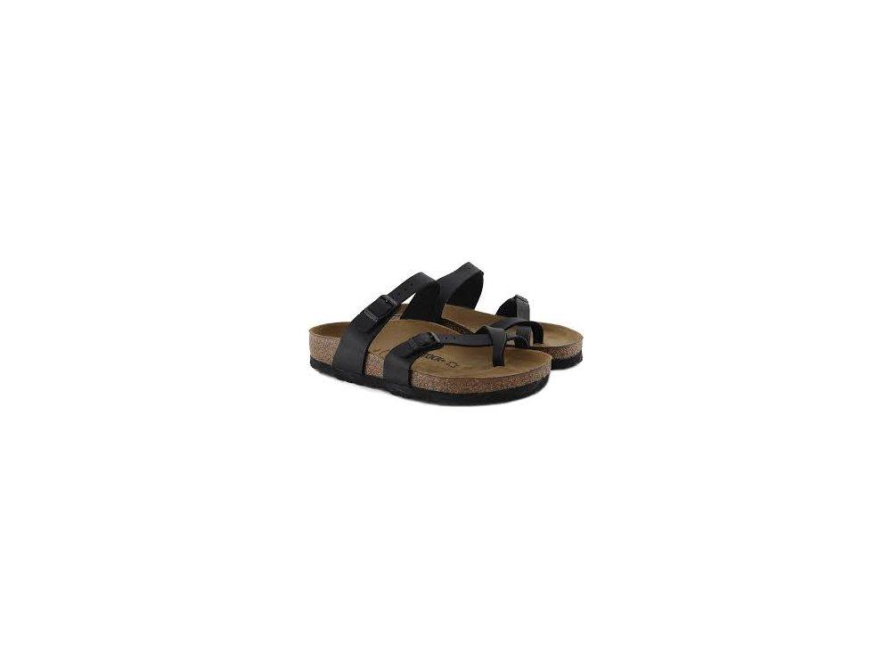Σαγιονάρες Birkenstock Mayari Black Regular Fit