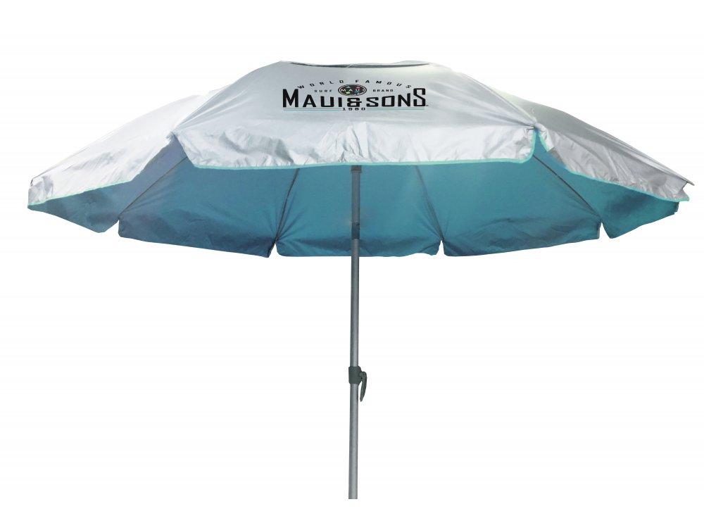 Maui & Sons Ομπρέλα θαλάσσης XL 220cm/10 29/32mm