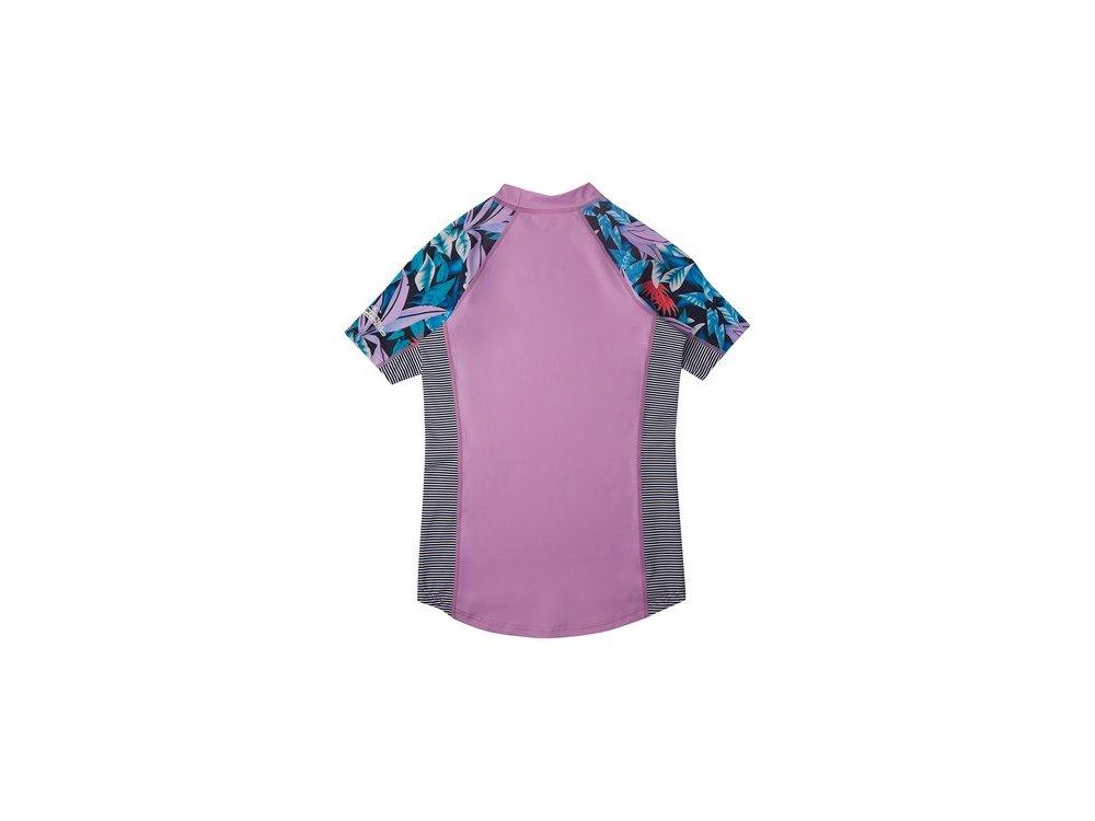 O'neill PG Print SS Skins Μπλούζα Εισ.4518 Wild Lavender