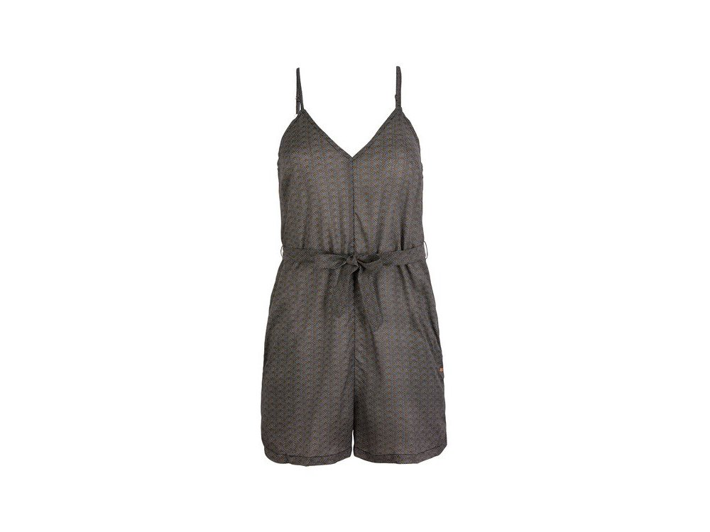 O'neill LW Playsuit - Mix And Match Φόρμα Εισ. 9925 Black AOP W/Yellow