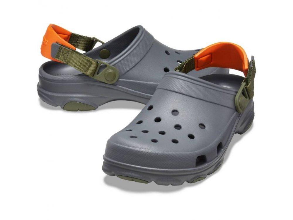 Σανδάλια Crocs Classic All Terrain Clog Slate Grey/Multi