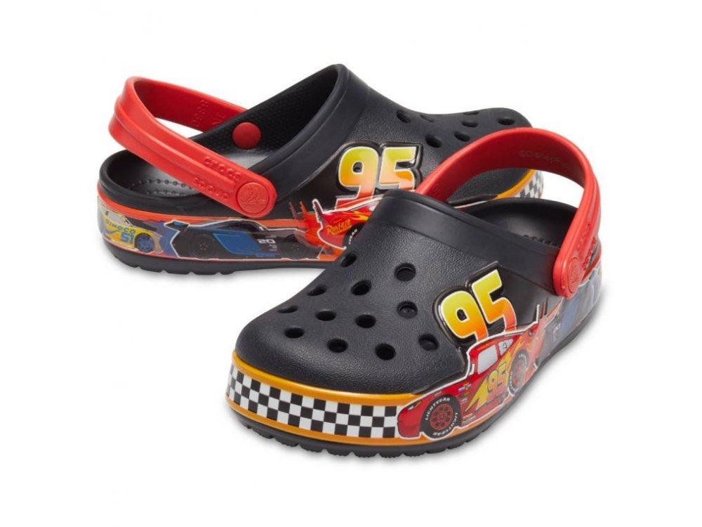 Σανδάλια Crocs FL Disneyand PixarCars BdCgK Black