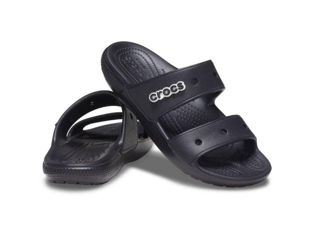 Classic Crocs Sandal Black