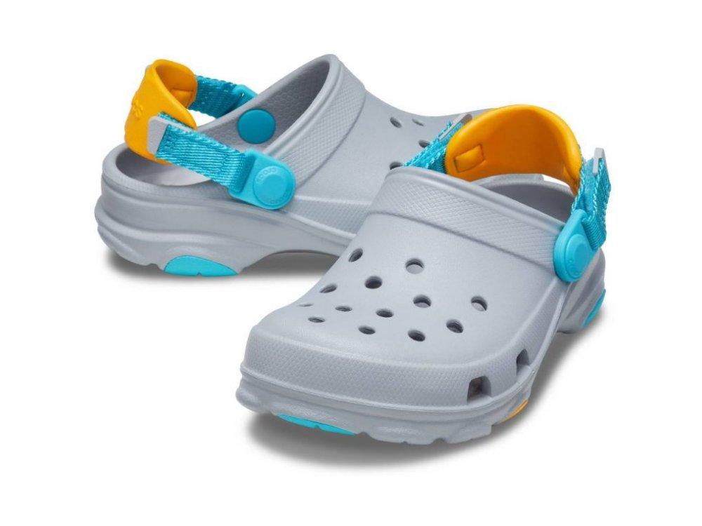 Σανδάλια Crocs Classic All Terrain Clog K Light Grey