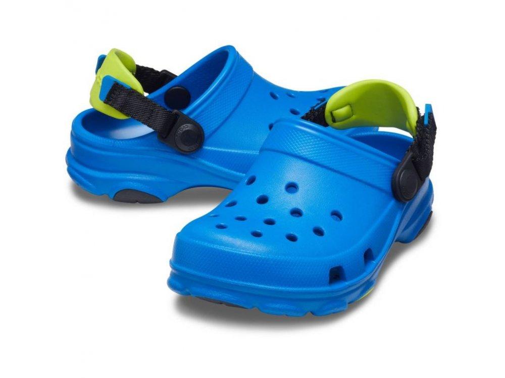 Σανδάλια Crocs Classic All Terrain Clog K Bright Cobalt