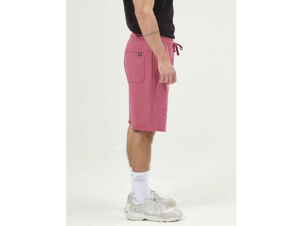 Basehit Men's Sweat Shorts Apple