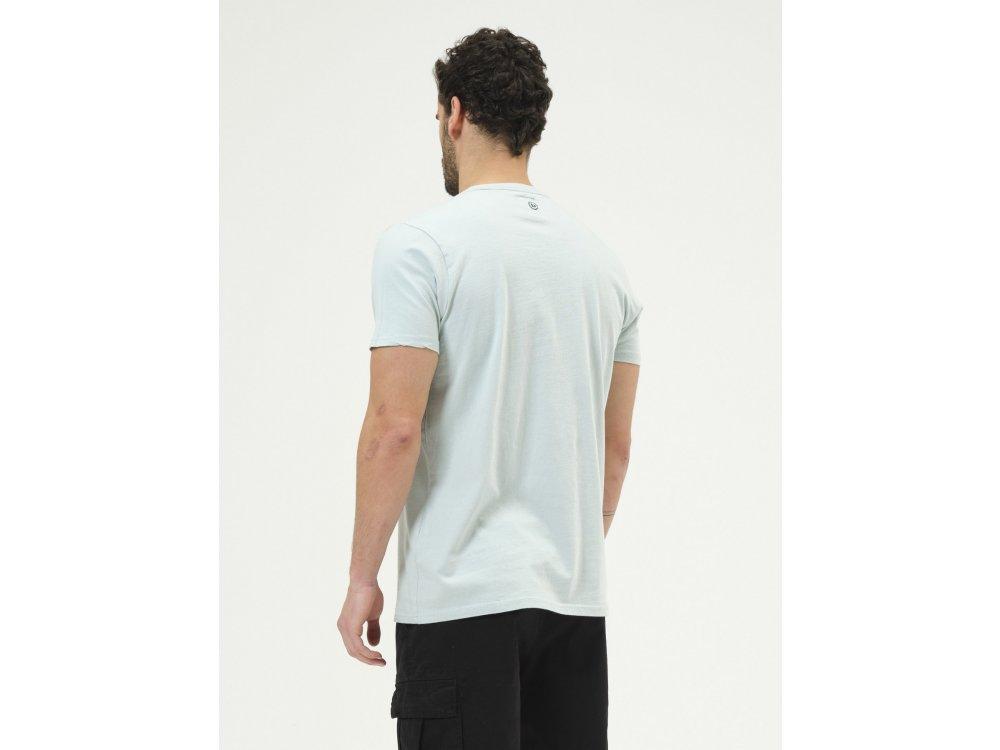 Basehit Men's S/S T-shirt Pistachio