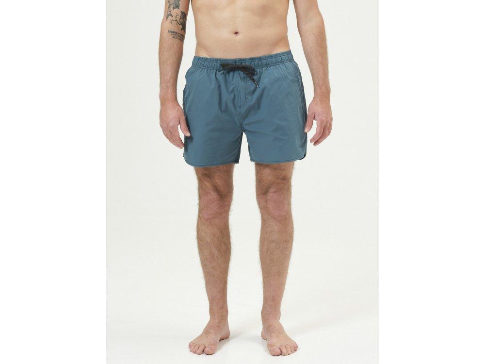 Basehit Men's Volley Shorts Green