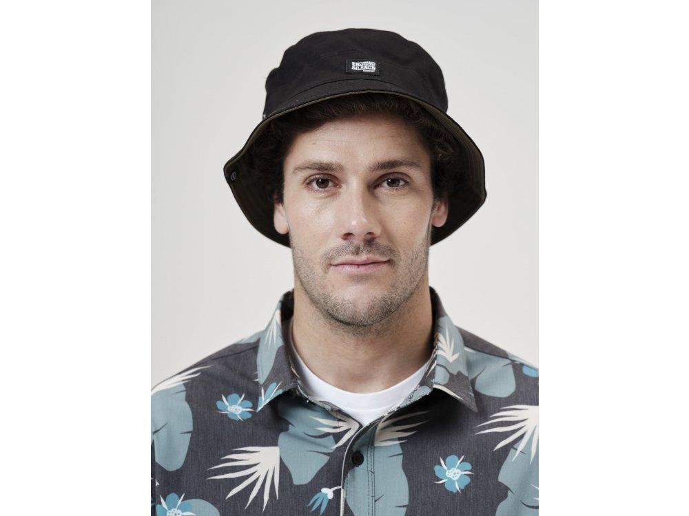 Basehit Unisex Bucket Hat Black-Olive