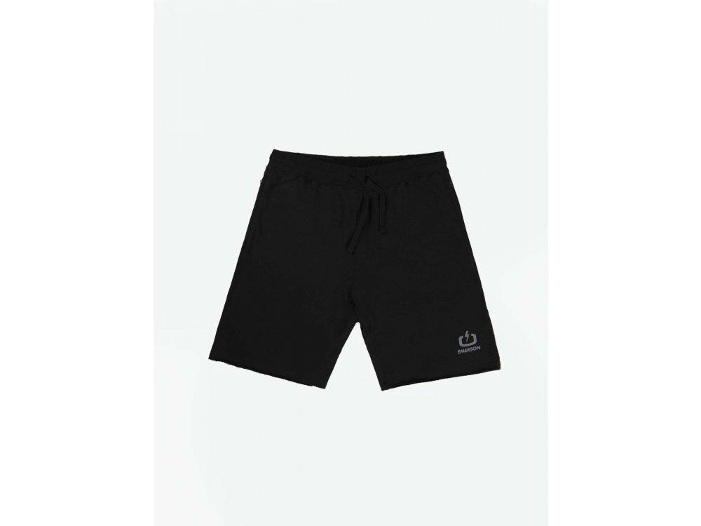 Emerson Men's Sweat Shorts Black