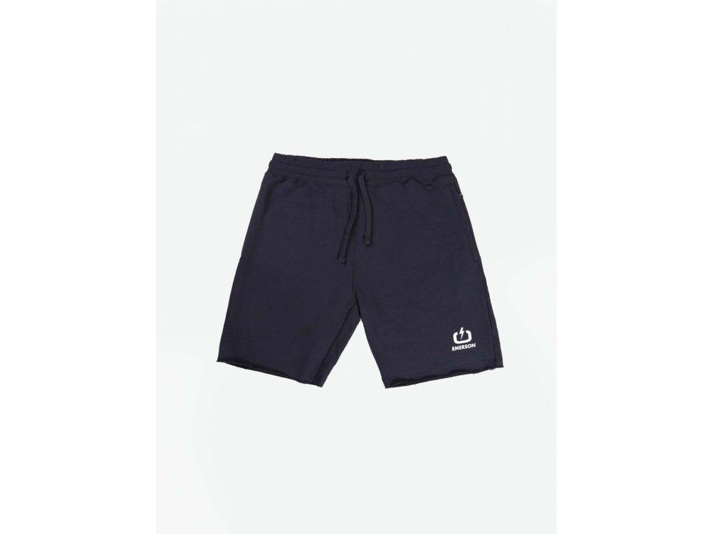 Emerson Men's Sweat Shorts Navy Blue