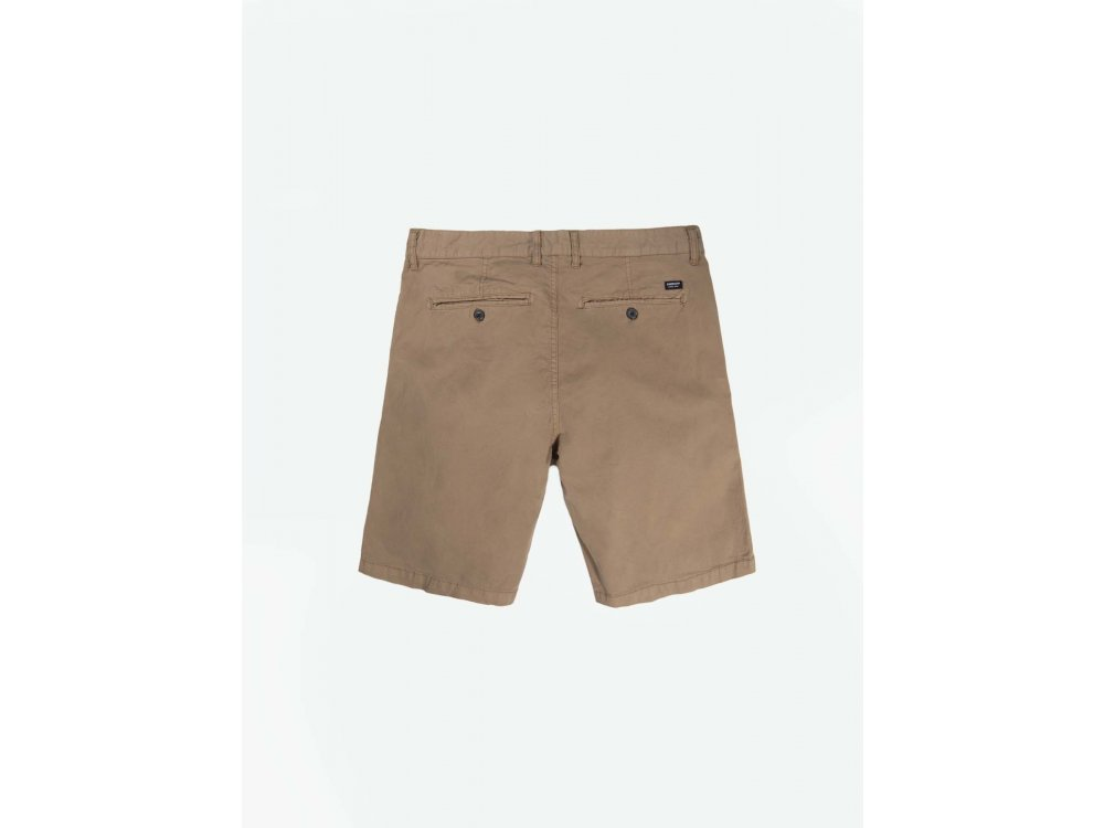 Emerson Men's Stretch Chino Short Pants Beige