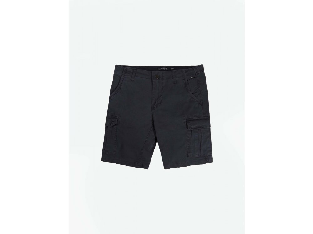 Emerson Men's Stretch Cargo Short Pants Navy Blue