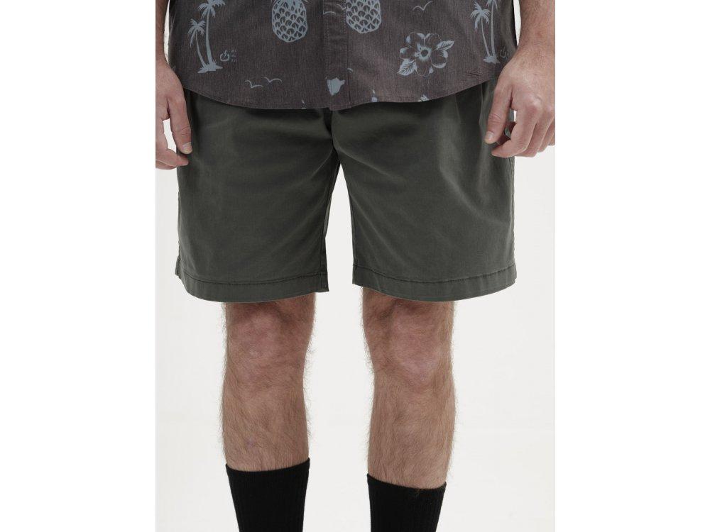 Emerson Men's Baggy Short Pants Pine