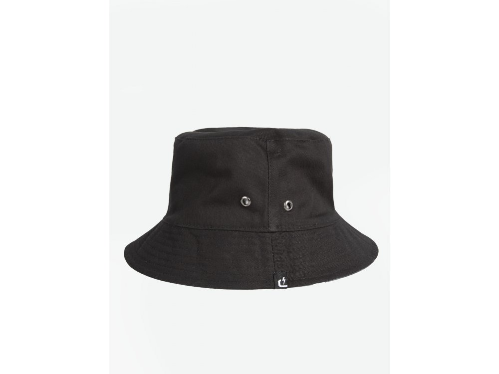 Emerson Unisex Bucket Hat Camo Grey-Black