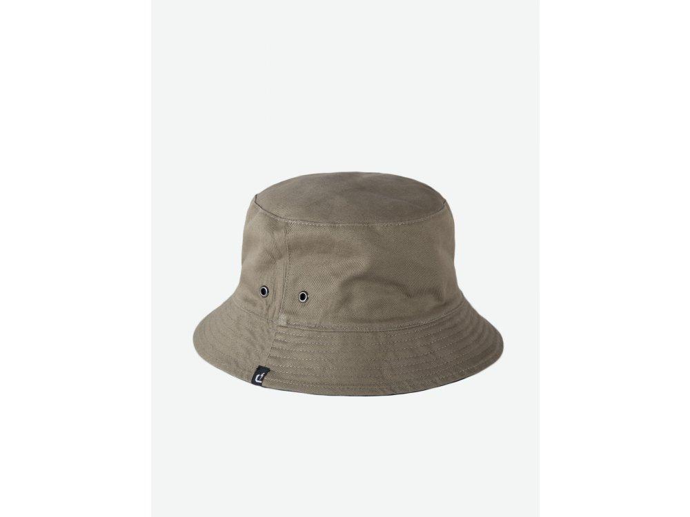 Emerson Unisex Bucket Hat Navy-Sand