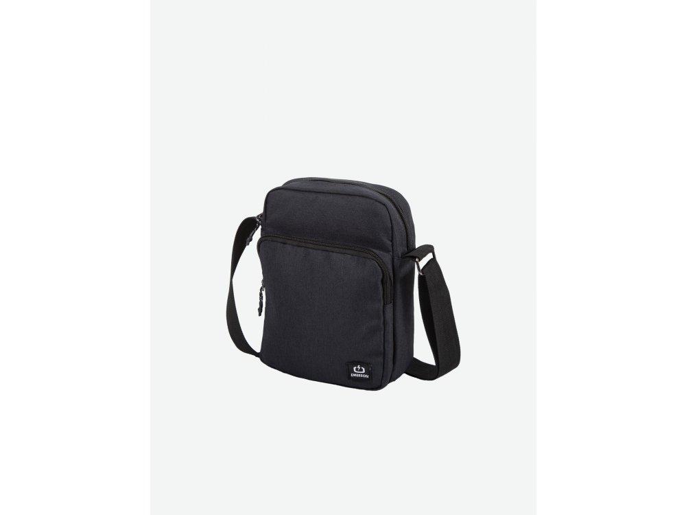 Emerson Shoulder Bag Ebony ML