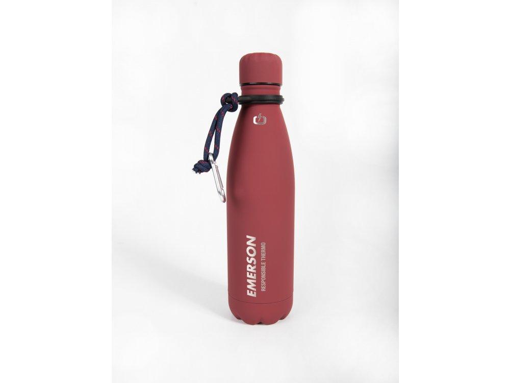 Emerson Double Wall Vacuum Bottle(500ml) Dusty Berry