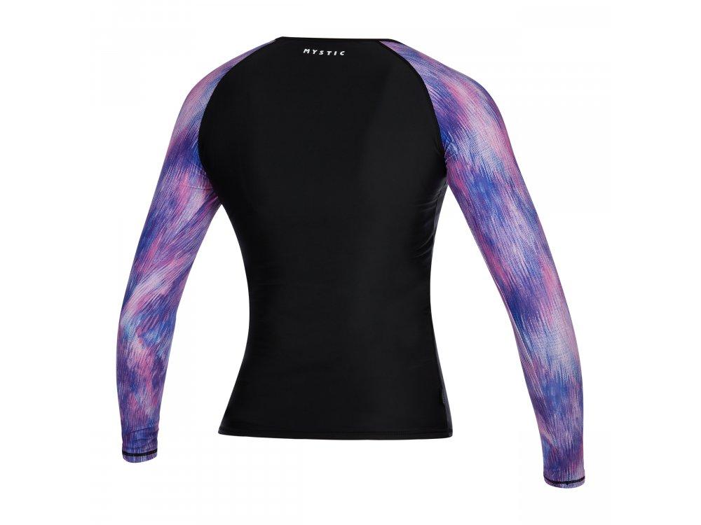 Mystic T-Shirt Diva Rash Ls Tee Hollywwod Pink