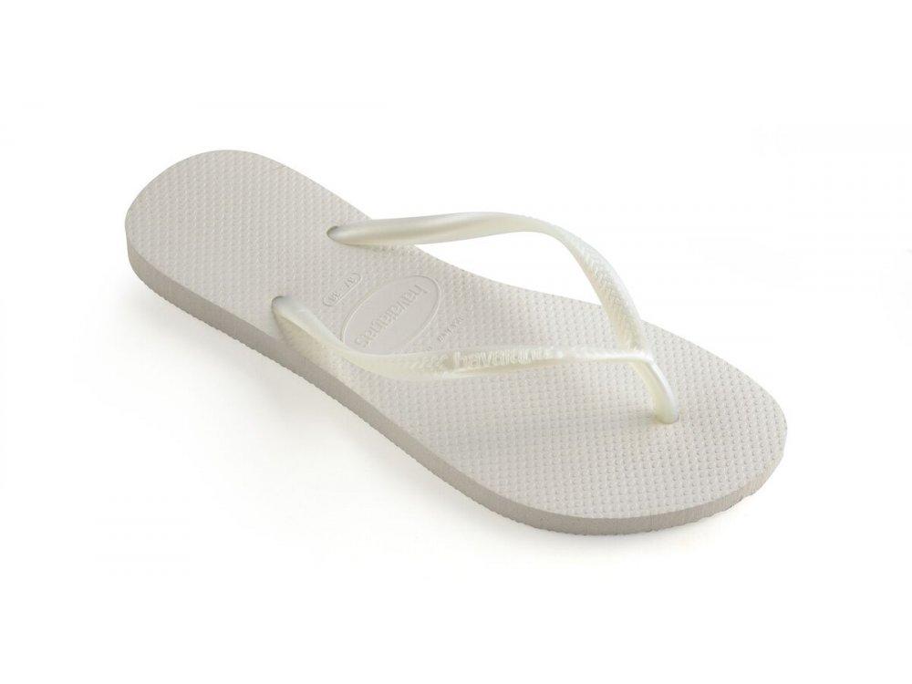 Σαγιονάρες Havaianas Slim White