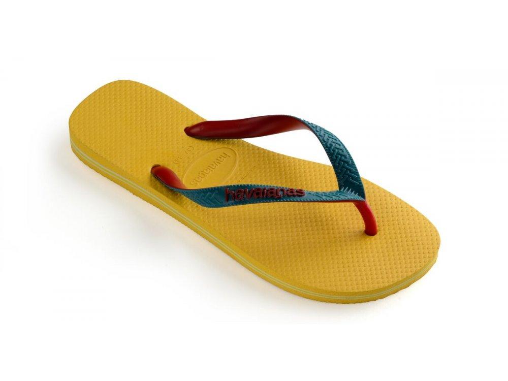 Σαγιονάρες Havaianas Top Mix Gold Yellow