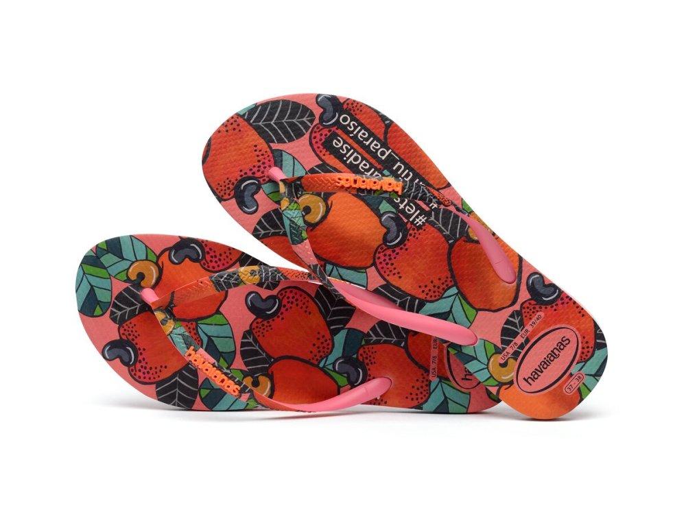Σαγιονάρες Havaianas Slim Summer Pink Porcelain