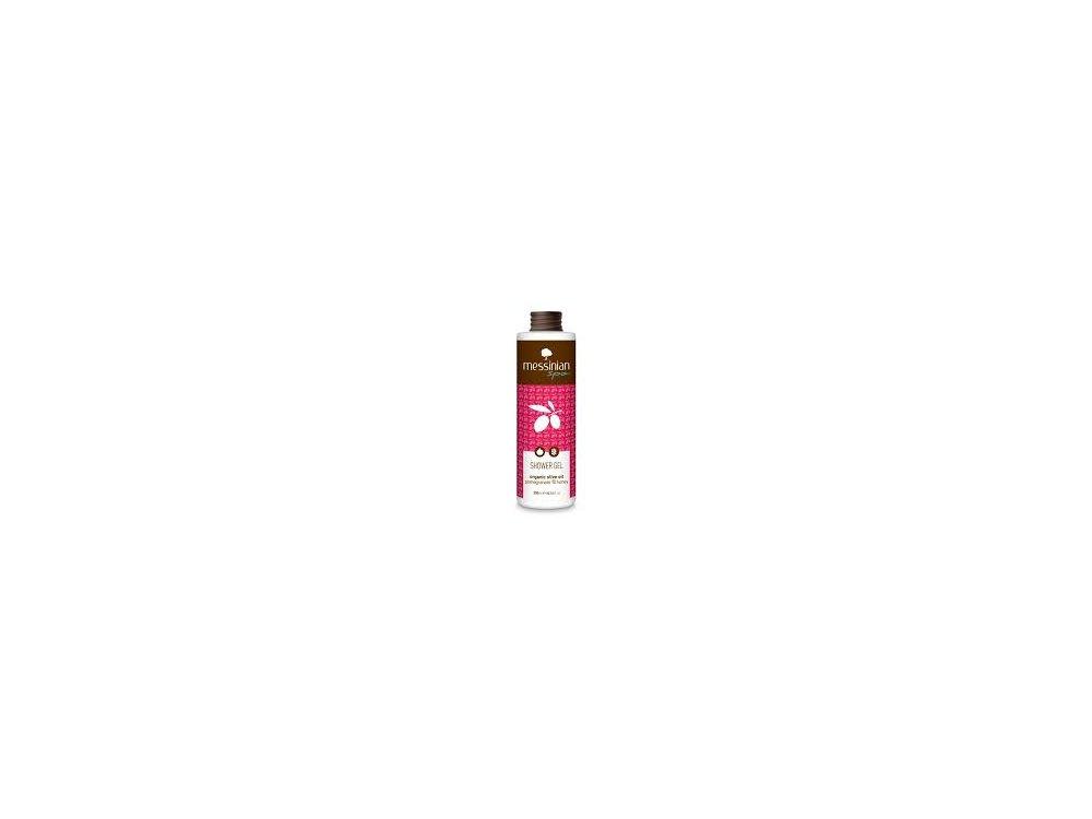 Messinian Spa Shower Gel Pomegranate & Honey 300ml