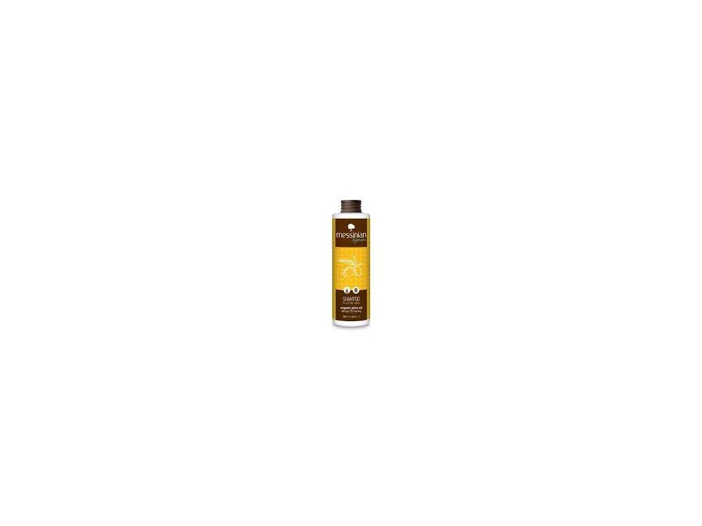 Messinian Spa Shampoo Wheat & Honey 300ml