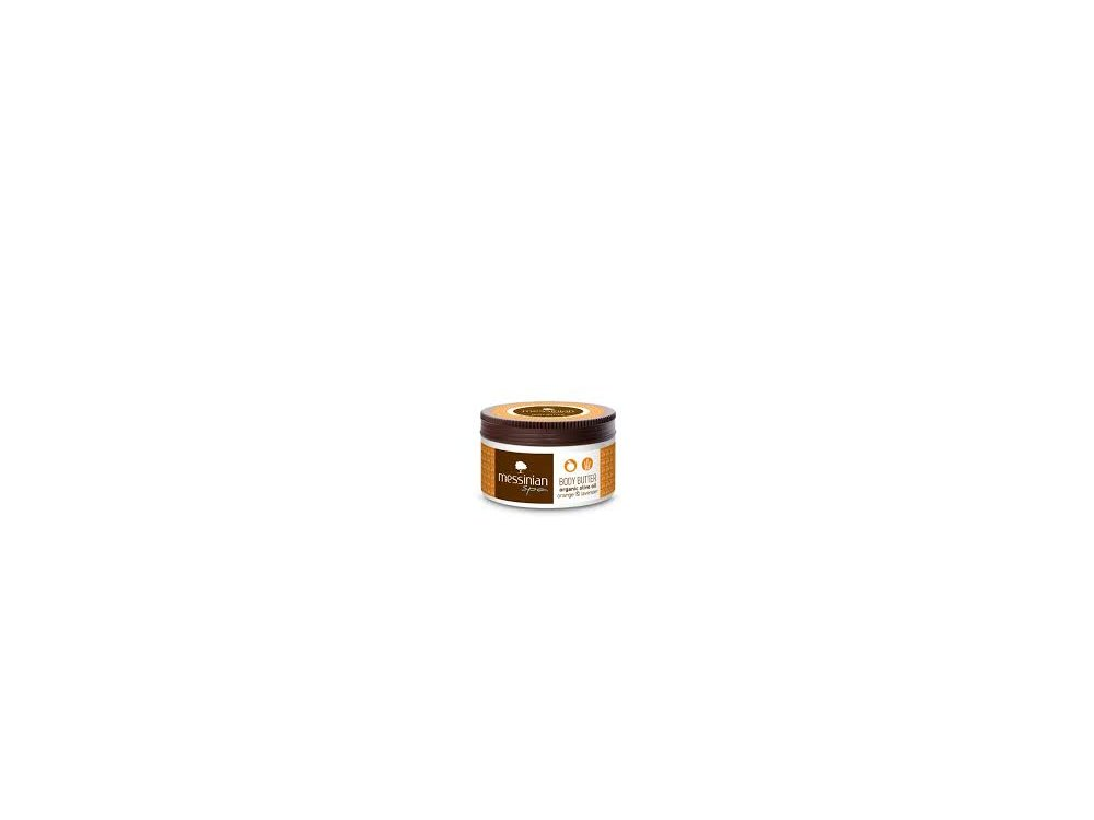 Messinian Spa Body Butter Orange&Lavender 250ml