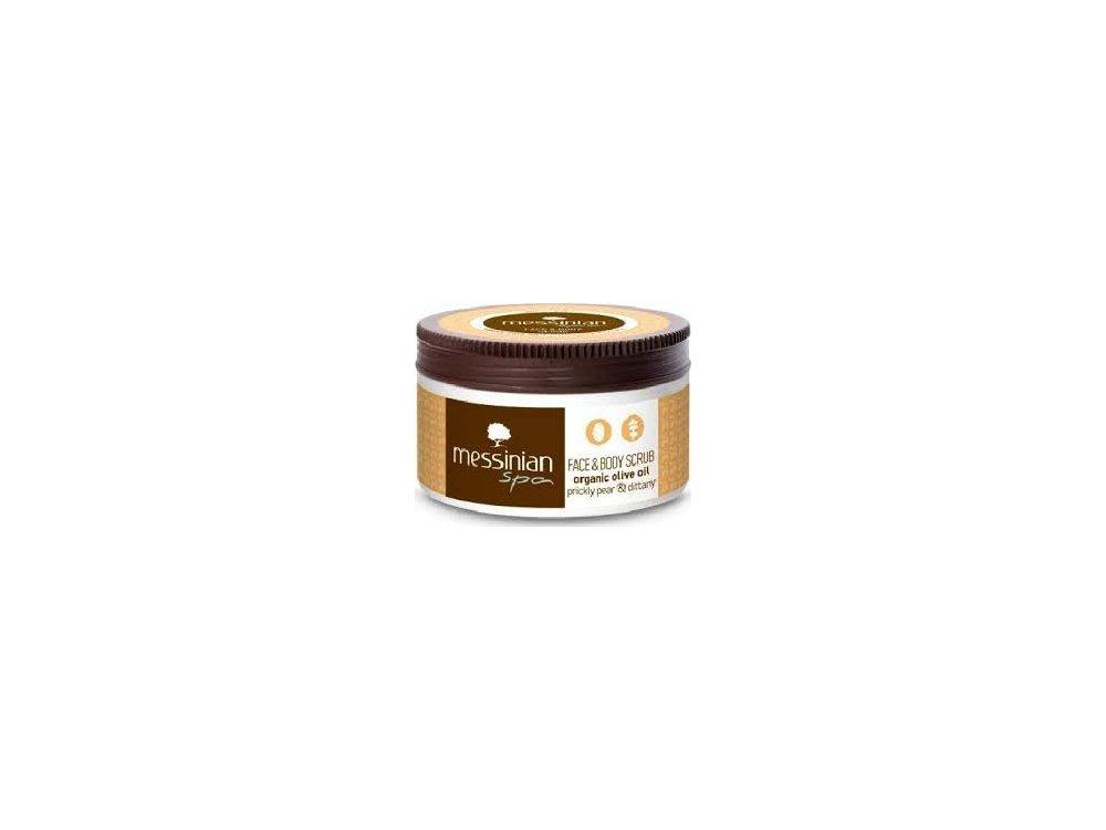 Messinian Spa Face & Body Scrub 250ml