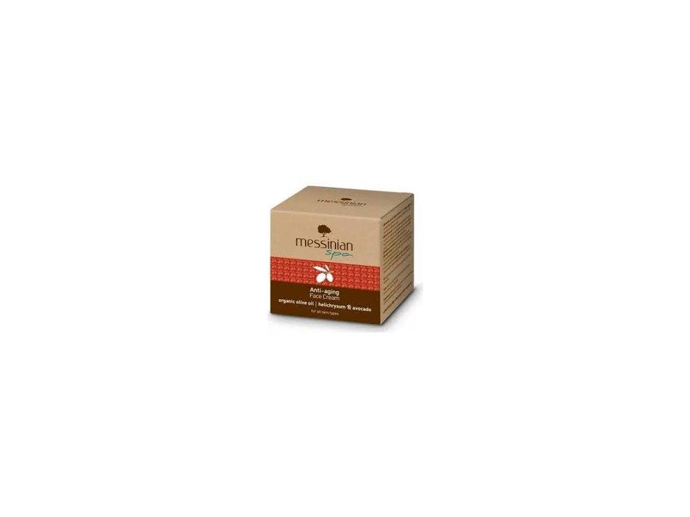 Messinian Spa Face Cream Age-Defying Antioxidant 50ml