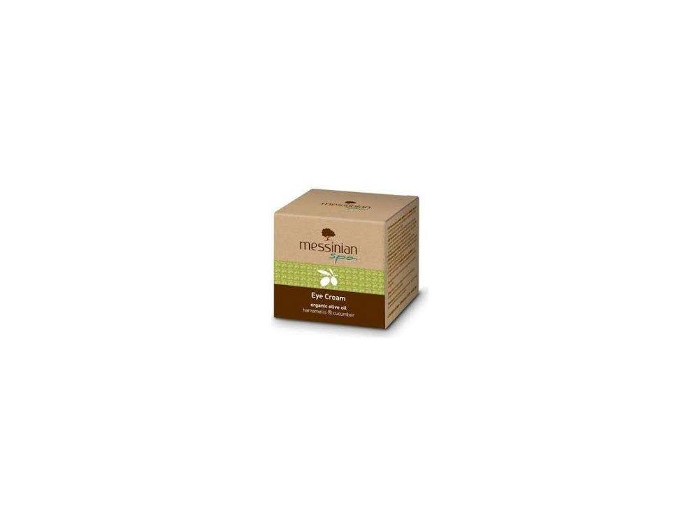 Messinian Spa Eye Cream Harmamelis&Cucumber 50ml