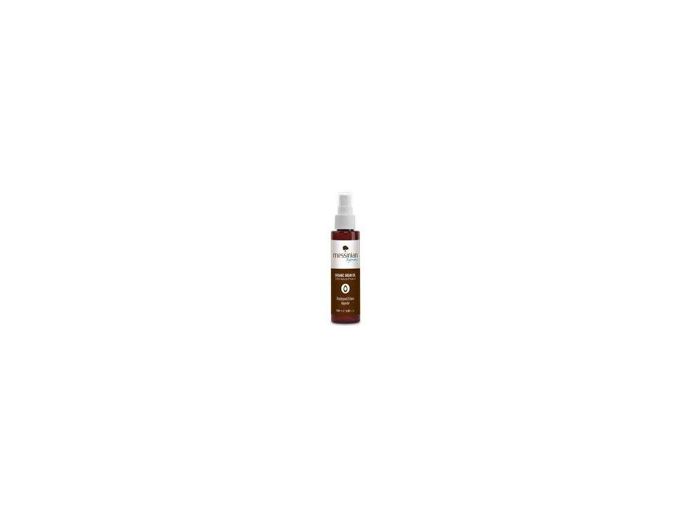 Messinian Spa Organic Argan Oil 100ml