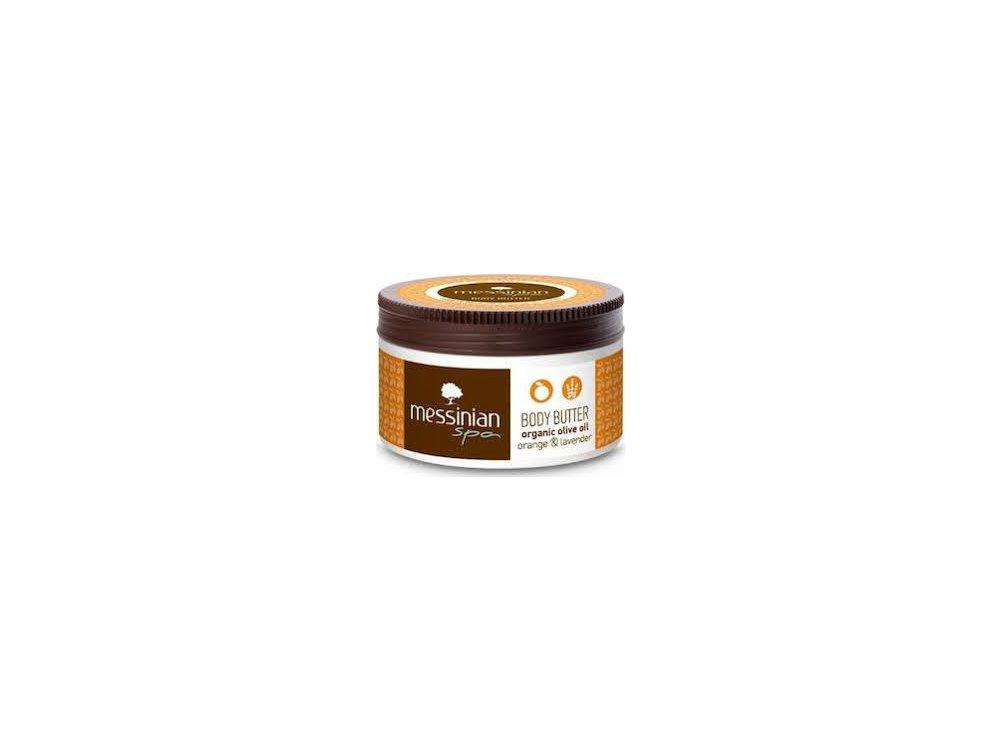 Messinian Spa Body Butter Orange&Lavender 80ml