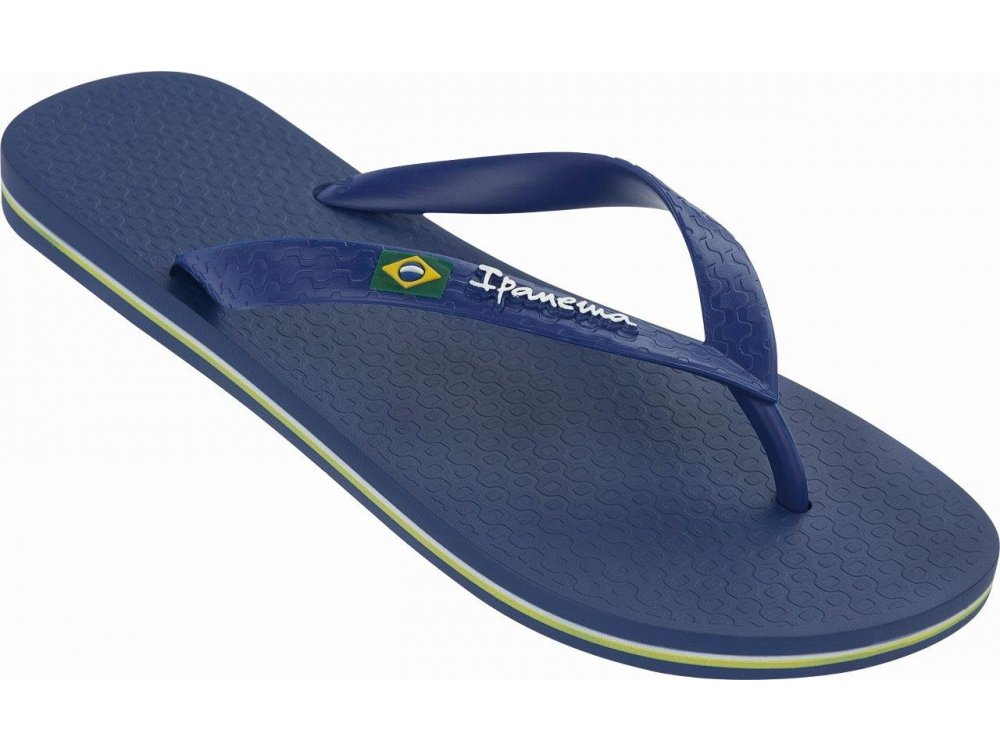 Σαγιονάρες Ipanema Classica Brazil I Blue/Blue
