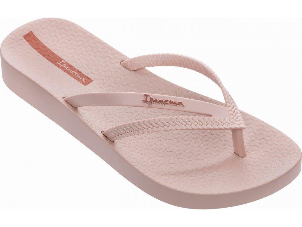 Γυναικείες Σαγιονάρες Ipanema Bossa Soft V Fem Pink/Pink