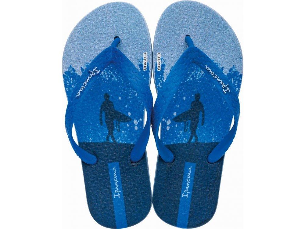 Παιδικές Σαγιονάρες  Ipanema Temas Ix Kids Blue/Blue