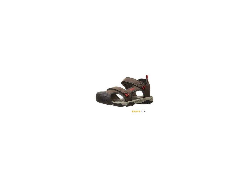 Σανδάλια Teva K Toachi 4 Chocolate Black Red 33/34
