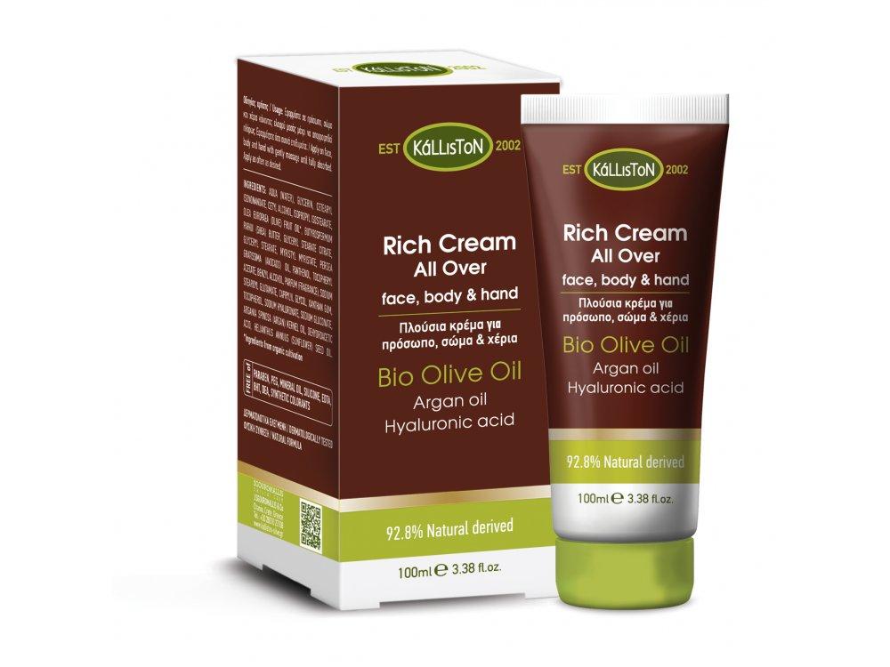 Kalliston Rich Cream All Over 100ml