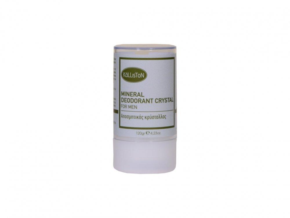 Kalliston Men Deodorant Crystal 120gr