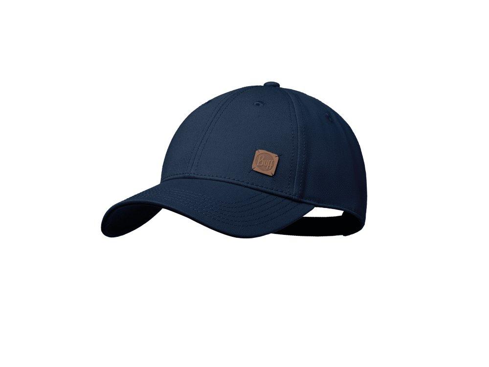 BUFF Baseball Cap Solid SOLID NAVY