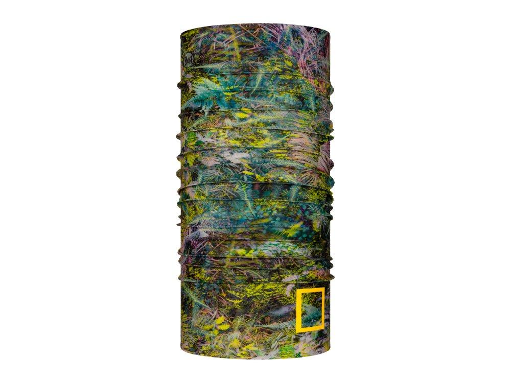 BUFF Coolnet UV+ Licences Neckwear UWE GREEN