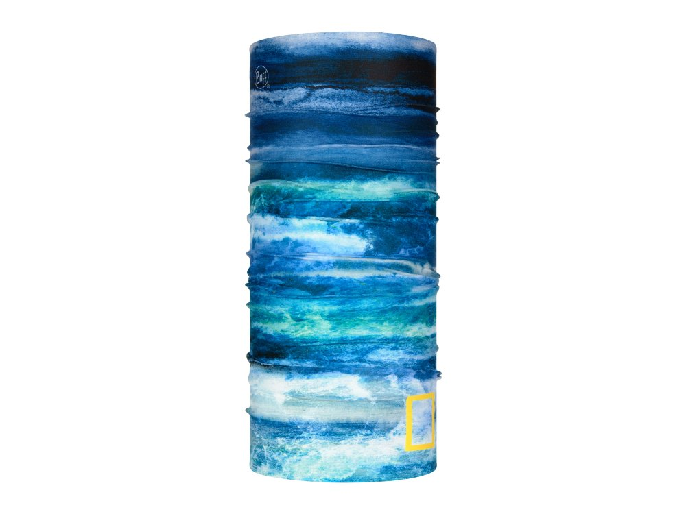 BUFF Coolnet UV+ Licences Neckwear ZANKOR BLUE