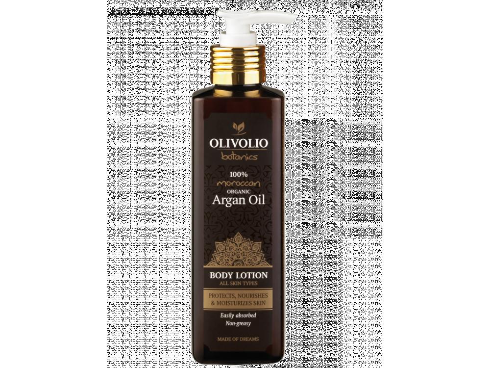 Olivolio Argan Oil Body Lotion All Skin Types 250ml