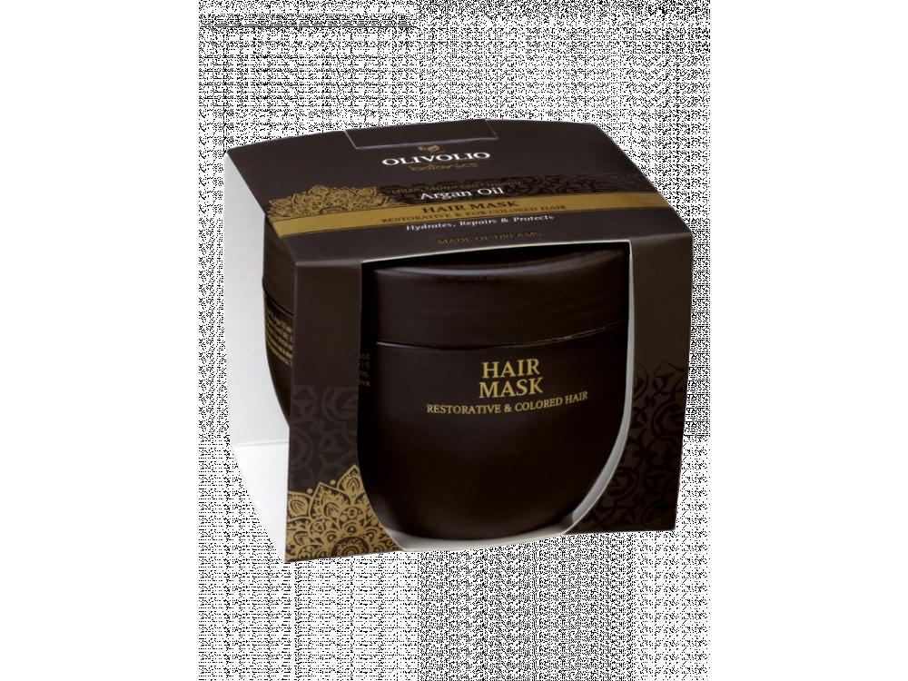 Olivolio Argan Oil Hair Mask Restorative & For Colored Hair 250ml