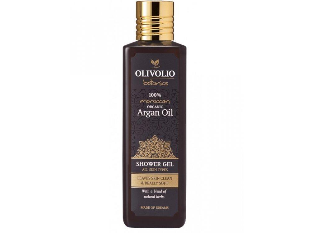 Olivolio Argan Oil Shower Gel All Skin Types 250ml