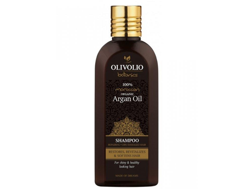 Olivolio Argan Oil Shampoo Repairing Dry/Damaged Hair 200ml