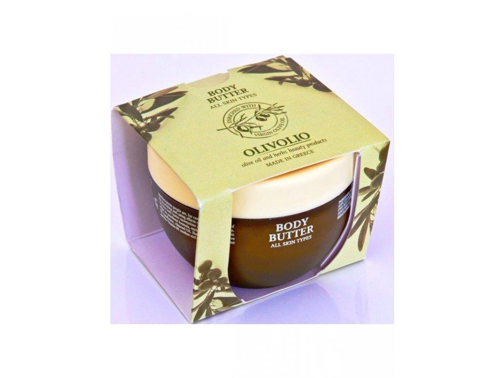 Olivolio Body Butter All Skin Types 250ml