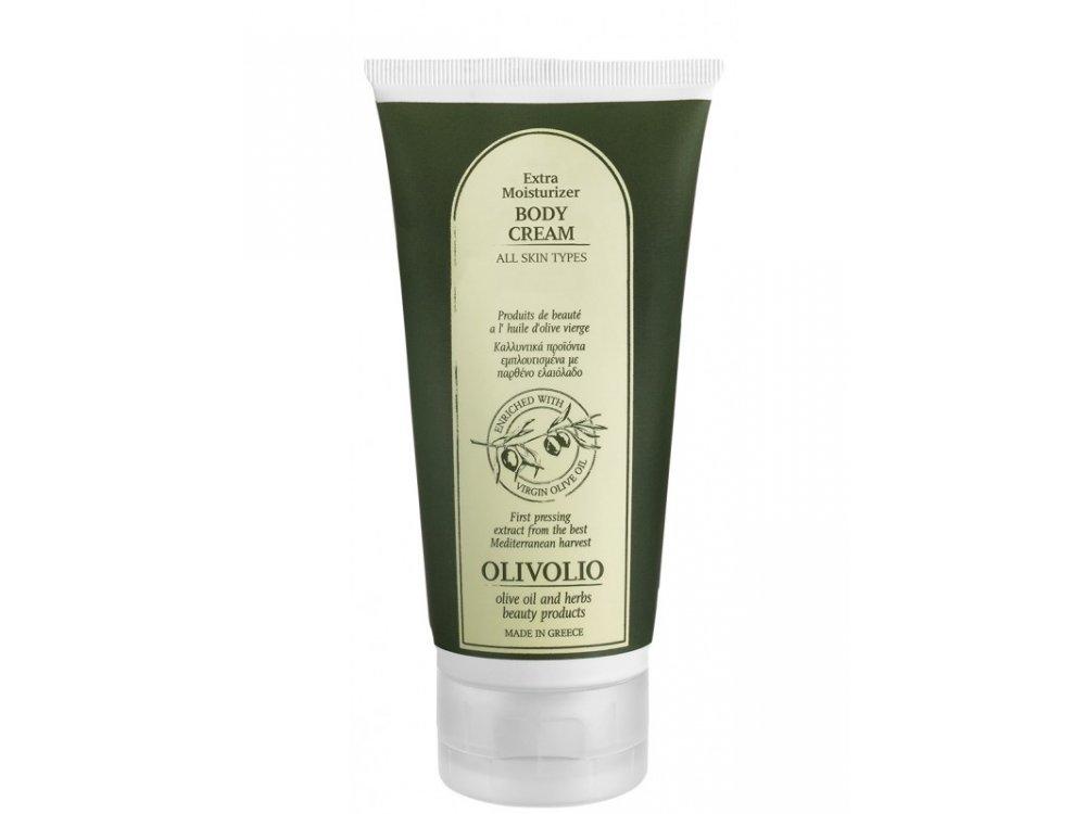 Olivolio Body Cream All Skin Types 200ml