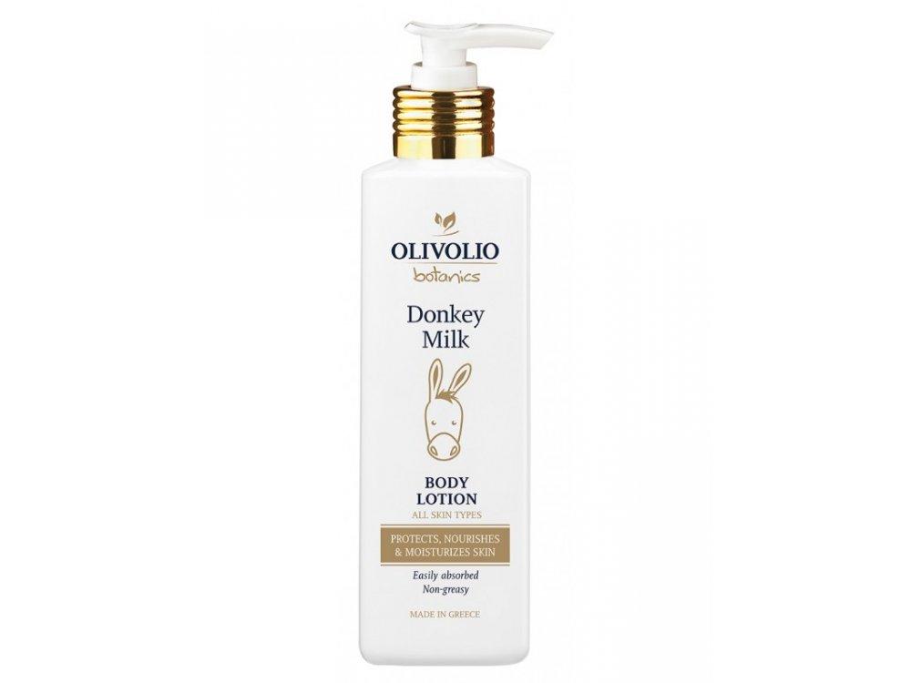 Olivolio Donkey Milk Body Lotion 250ml